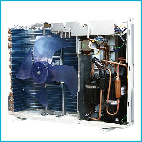 Замена компрессора 2-4 кВт